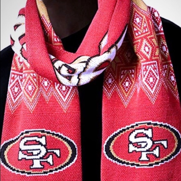 9c6be466 🙀Steal! San Francisco 49ers Unisex Scarf Boutique